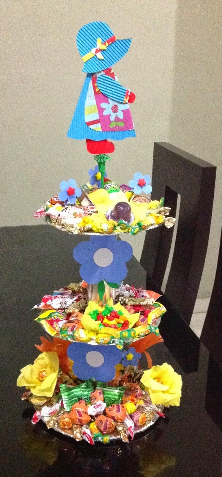 Mesas de postres para fiestas infantiles for Mesas fiestas infantiles