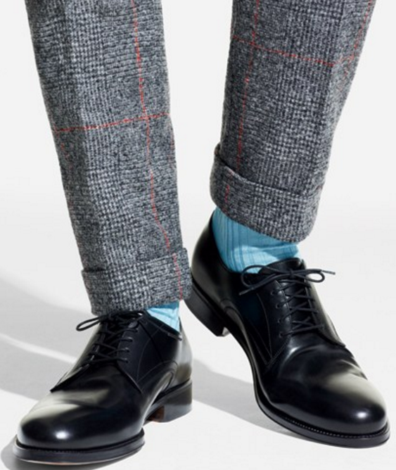 49160e34f26 You Can Judge a Man by His Shoes They reveal whether he takes pride in the  little things. If he throws on a nice suit and pairs it with cheap