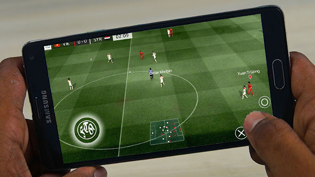 Download First Touch Soccer 2017 - 2018 FTS 18 Mod Apk Data for Android