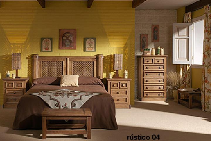 Art deco dormitorios matrimoniales r sticos - Decoracion dormitorio rustico ...