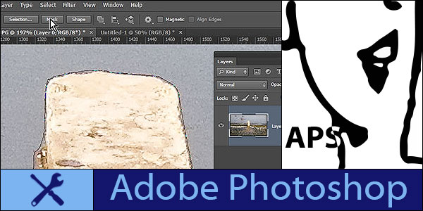 New Options for Paths in Adobe Photoshop CS6