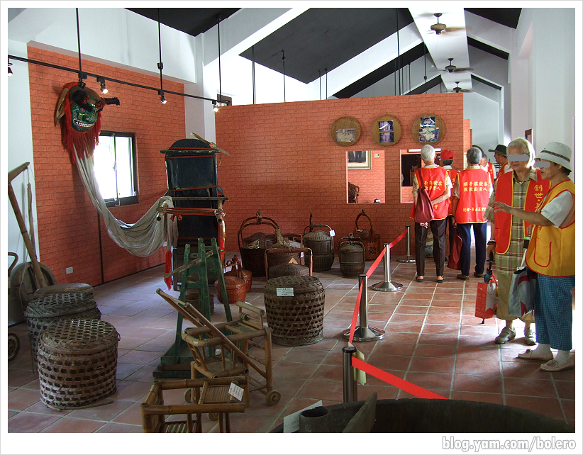 臺中太平│回憶臺灣農村古早味「古農莊文物館」 | 波麗露的地球凹洞