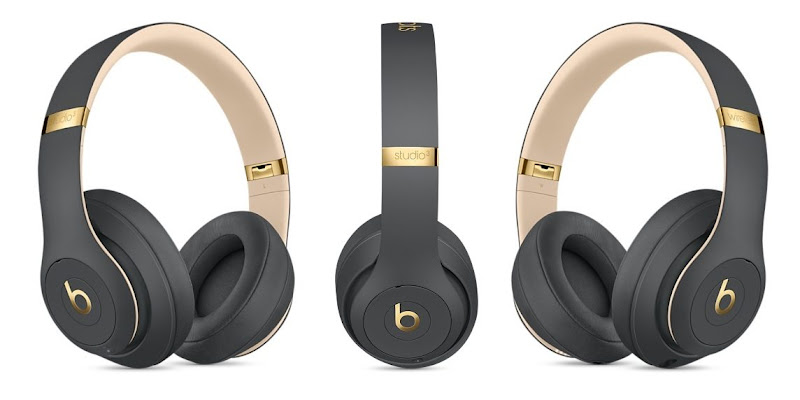 274cbca2cff Apple Unveils New Beats Studio 3 Wireless Headphones With Pure Adaptive  Noise Cancelation And W1 Chip