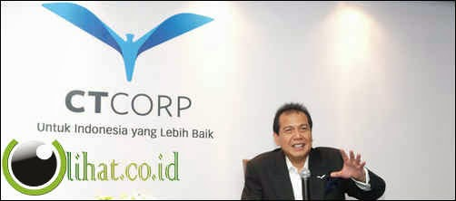 Chairul Tanjung – CT Corp