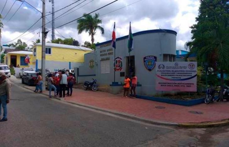 Matan a otro italiano en Boca Chica