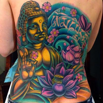 Buda Tatuagem