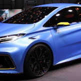 Renault Zoe electric Sport concept - 2017 electric cars