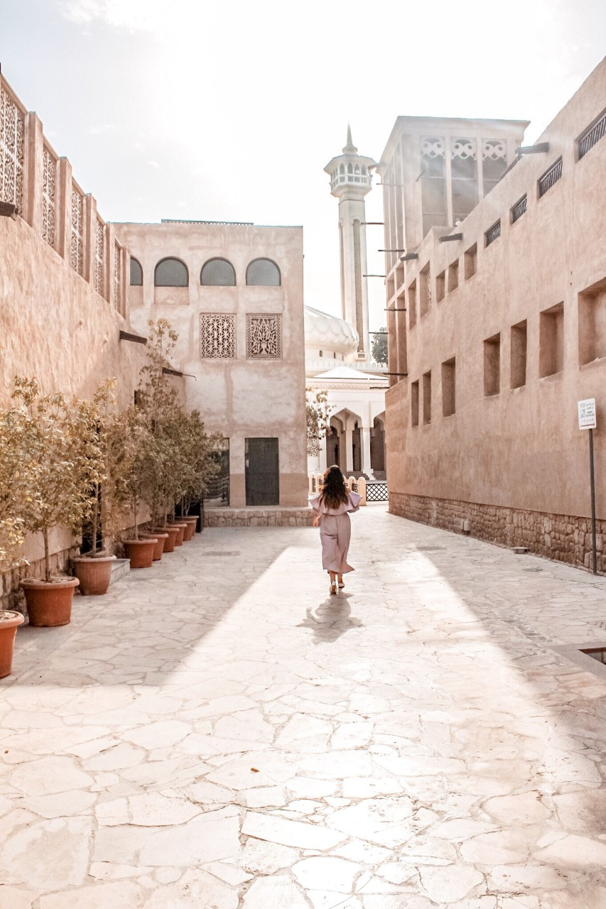 The Most Instagrammable Places in Dubai - Al Bastakiya