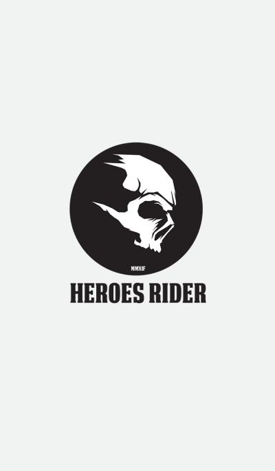 Heroes Riders simple theme