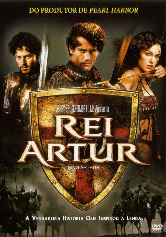 Rei Arthur – Dublado (2004)