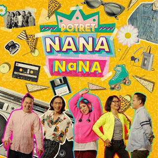 Potret - Nana Nana - EP on iTunes