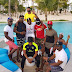 Banky Weds Etomi: Banky W In Dominican Republic With Friends For Bachelor Getaway
