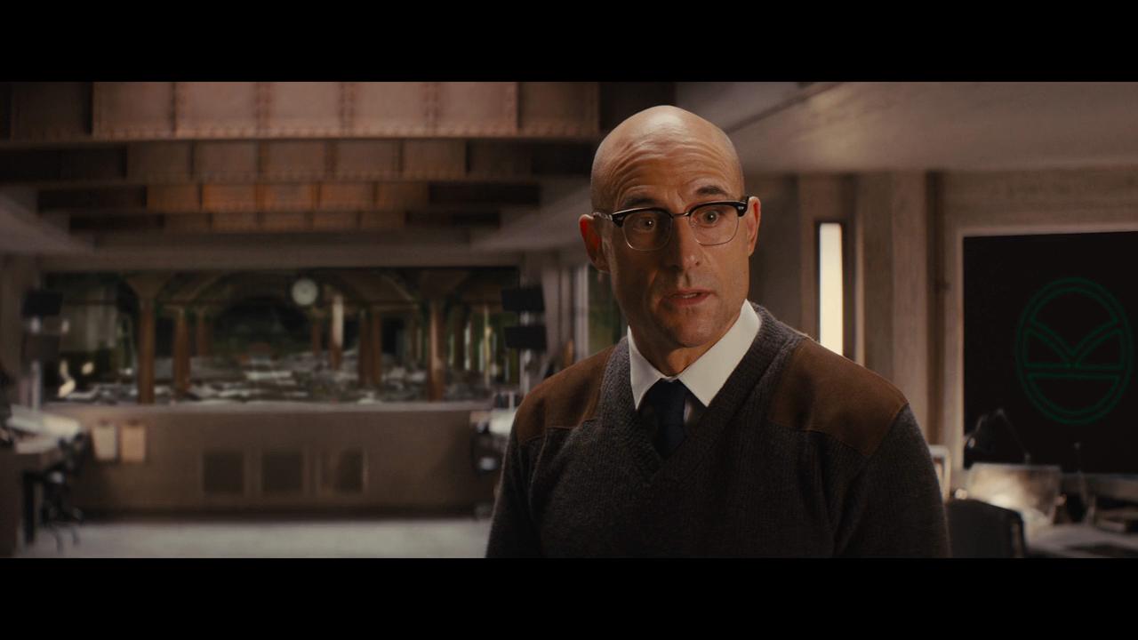 Kingsman: El Servicio Secreto (2014) UNRATED BRRip 720p Latino-Ingles captura 3