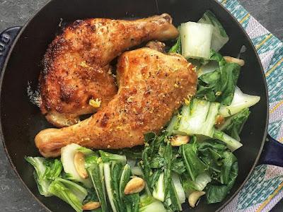 Berkreasi Dengan Ayam Weeknight