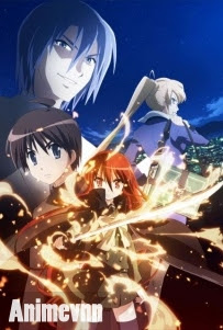 Shakugan no Shana Movie -  2007 Poster