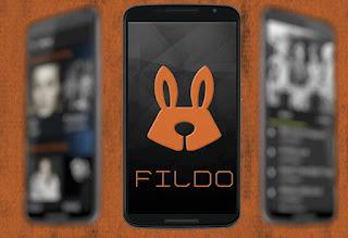 Descarga música desde tu móvil con Fildo