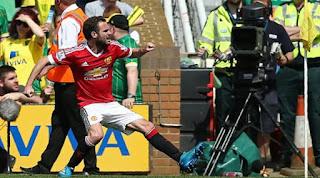 Manchester United Siap Perpanjang Kontrak Juan Mata