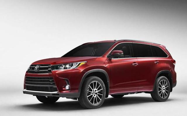 2017 Toyota Highlander Limited Platinum V6 Review