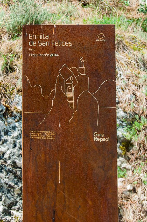 Ermita de San Felices, Haro, mejor rincon de España