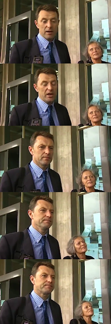 Gerry McCann and Isabel Duarte at Lisbon Court