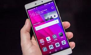 Huawei P8 Ekran Görüntüsü Alma