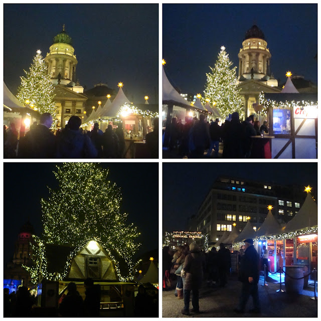WeihnachtsZauber at the Gendarmenmarkt, Berlim