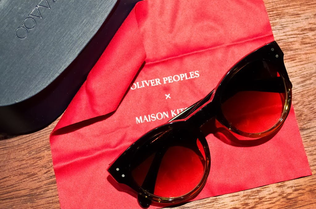 44c9ee8e20b3 MAISON KITSUNE x OLIVER PEOPLES COLLECTION -I- | Wallpaper Picture Photo