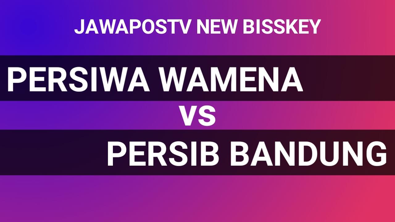 Bisskey Jawapos TV Piala Indonesia Hari ini April 2019