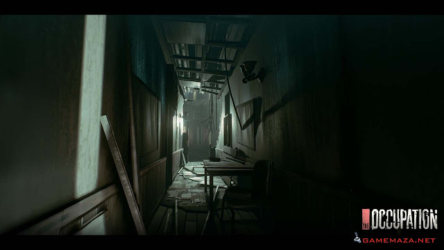 The Occupation Gameplay Screenshot 1