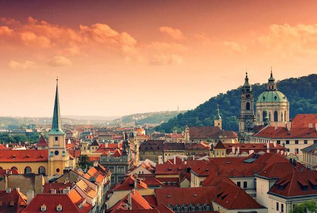Beautiful Place Prague Czech Republic
