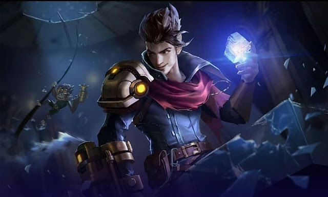 guide hero claude mobile legends