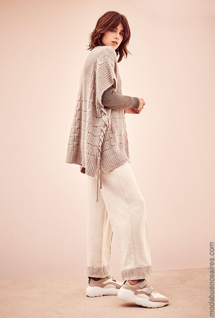 Sweaters otoño invierno 2019 moda mujer.