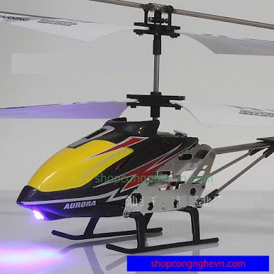 Máy bay điều khiển từ xa model king