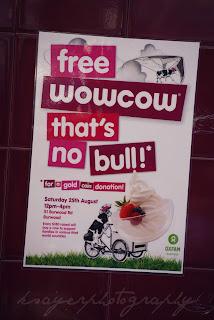 Wowcow Burwood - Free Froyo