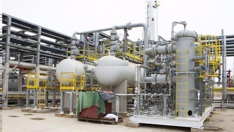 Découverte d'une réserve de gaz prometteuse au Maroc.