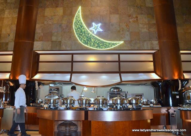 Iftar in Sevilla restaurant