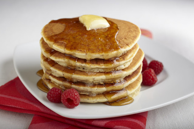 Make Pancakes from Scratch