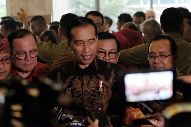 Jokowi Tantang Prabowo Lapor KPK, BPN: Itu Kamuflase Saja Agar Seolah-olah Kelihatan Bersih