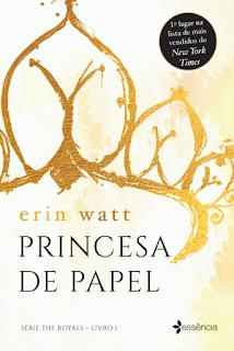 Princesa de papel - Erin Watt | Resenha