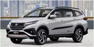 Toyota Rush 2018 (239 juta - 261 juta)