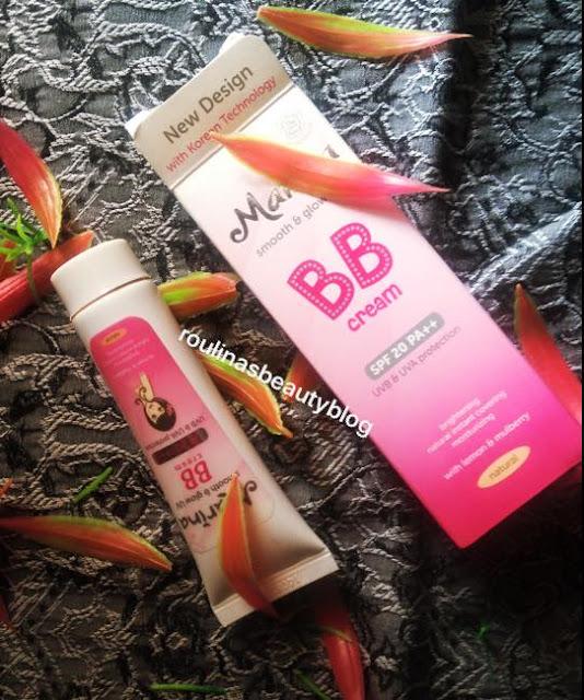 Smooth & Glow UV BB Cream