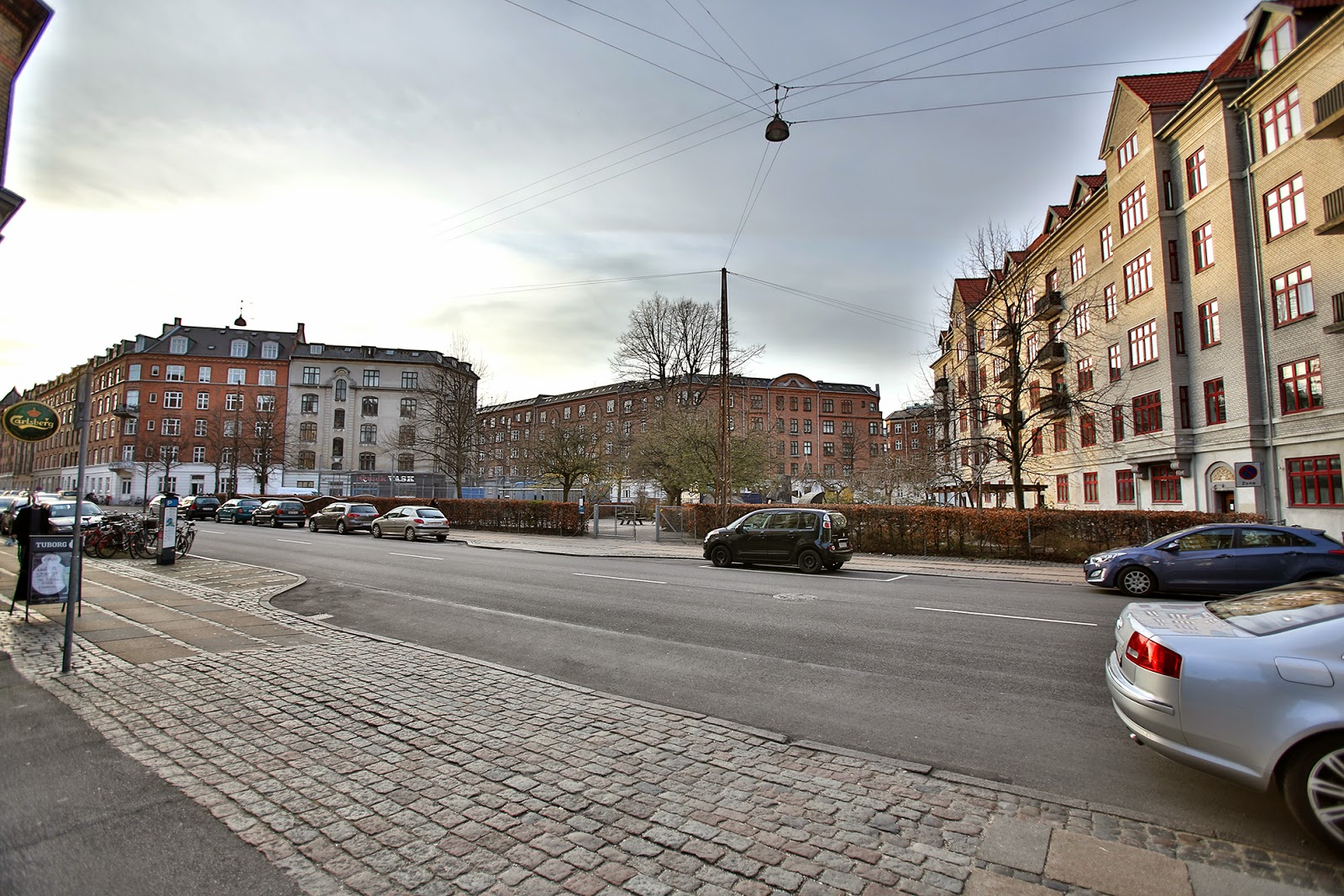Erhvervslokale Nordhavn Østerbro