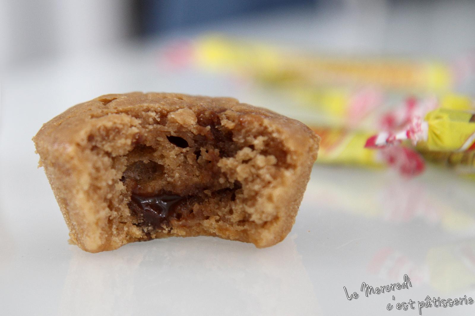 Muffins aux Carambar