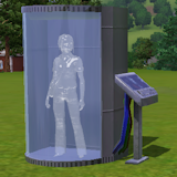 Cryostasis Pod- Preview Image