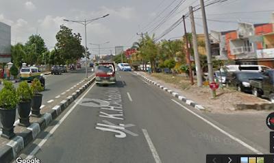 Wow!, Begini Cara Tampilkan Jalan Fitur 3D di Google Map