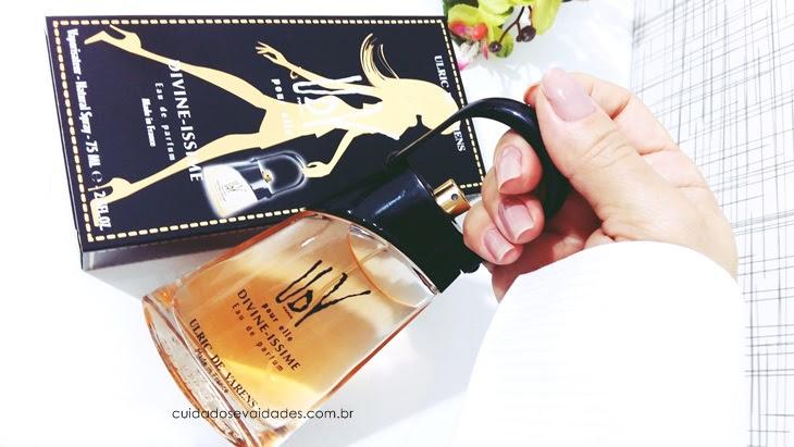 Perfume Divine Issime Eau de Parfum