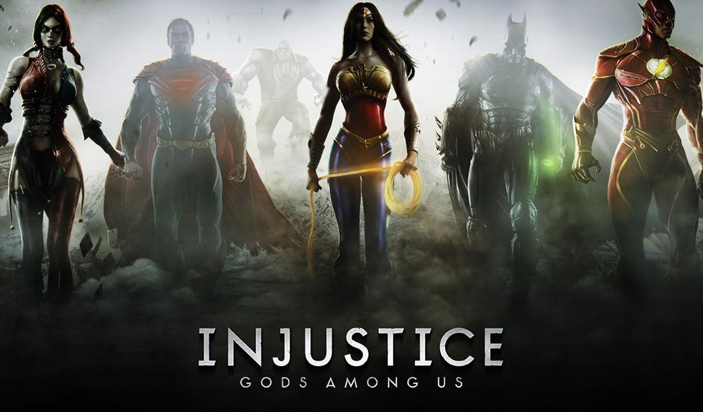 Injustice Gods Among Us APK MOD con trucchi soldi infiniti Android
