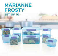 Dusdusan Marriane Frosty Set Of 10 ANDHIMIND
