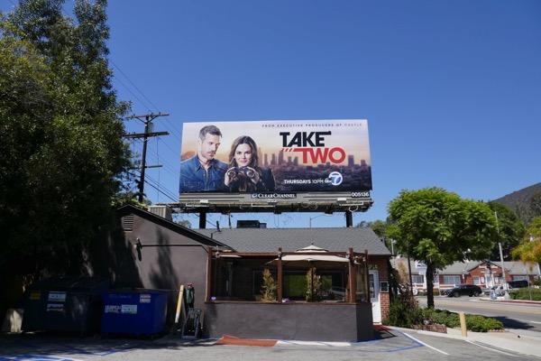 Take Two season 1 billboard