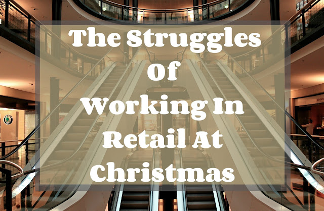 The Struggles Of Working In Retail At Christmas